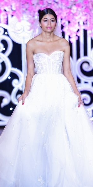 Galia Lahav for Bergdorf Goodman Bridal