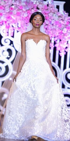 Sareh Nouri for Bergdorf Goodman Bridal
